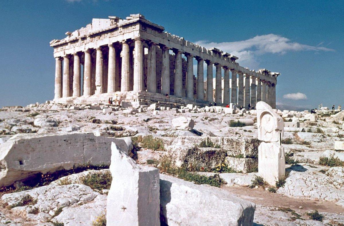 архитектура древности картинки классических цветов