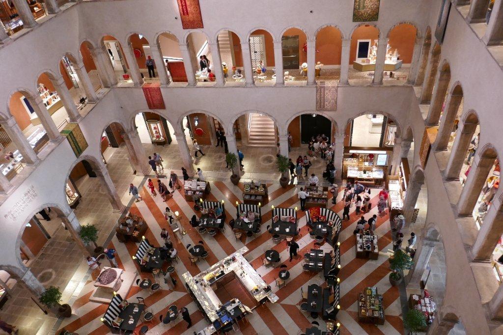 италия торговые центры фото