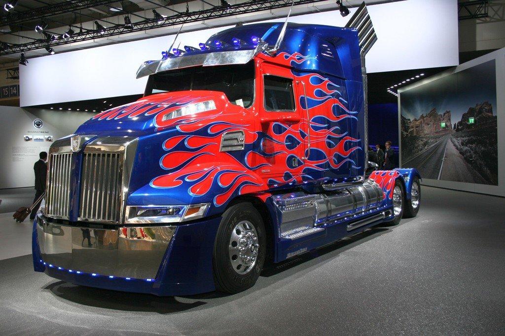 Необычные грузовики фото единственная