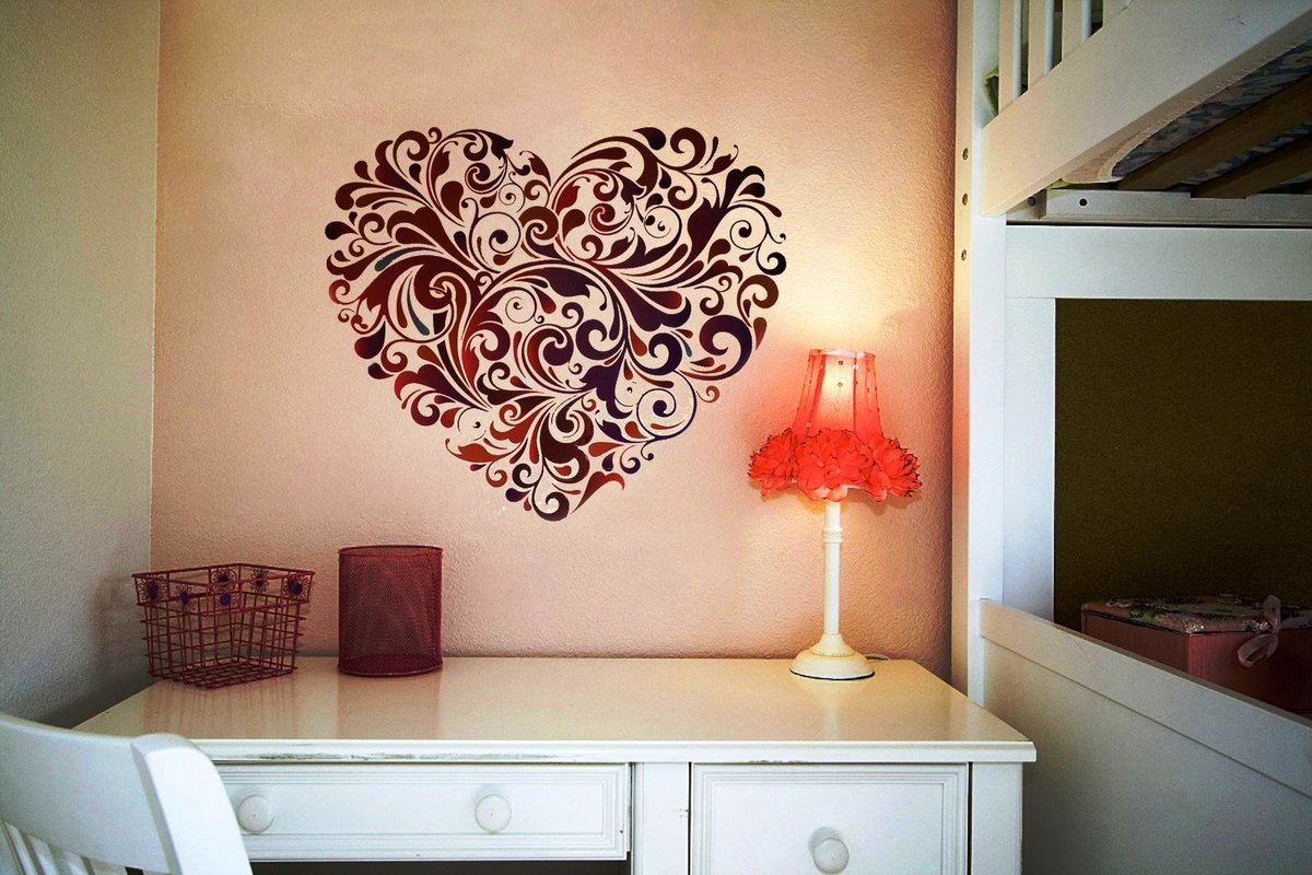 Картинки на стену дома своими руками