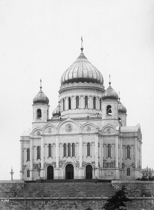 7 июня 1883 года освящен храм Христа Спасителя