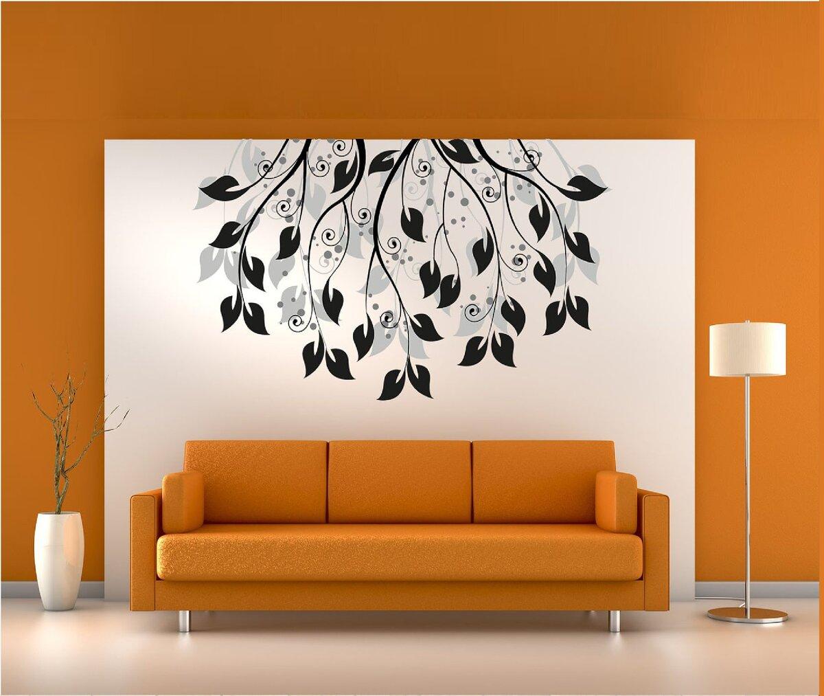 Картинки на стену в гостинную