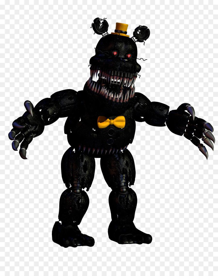 Картинки про кошмарных аниматроников