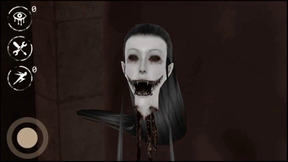 Картинки монстра из игры глаза