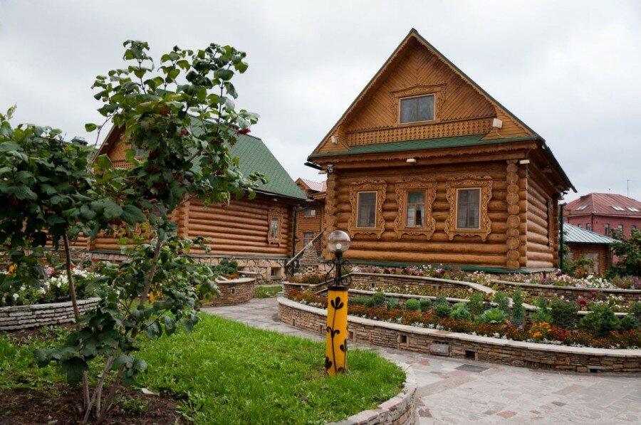татарские деревни фото сердце