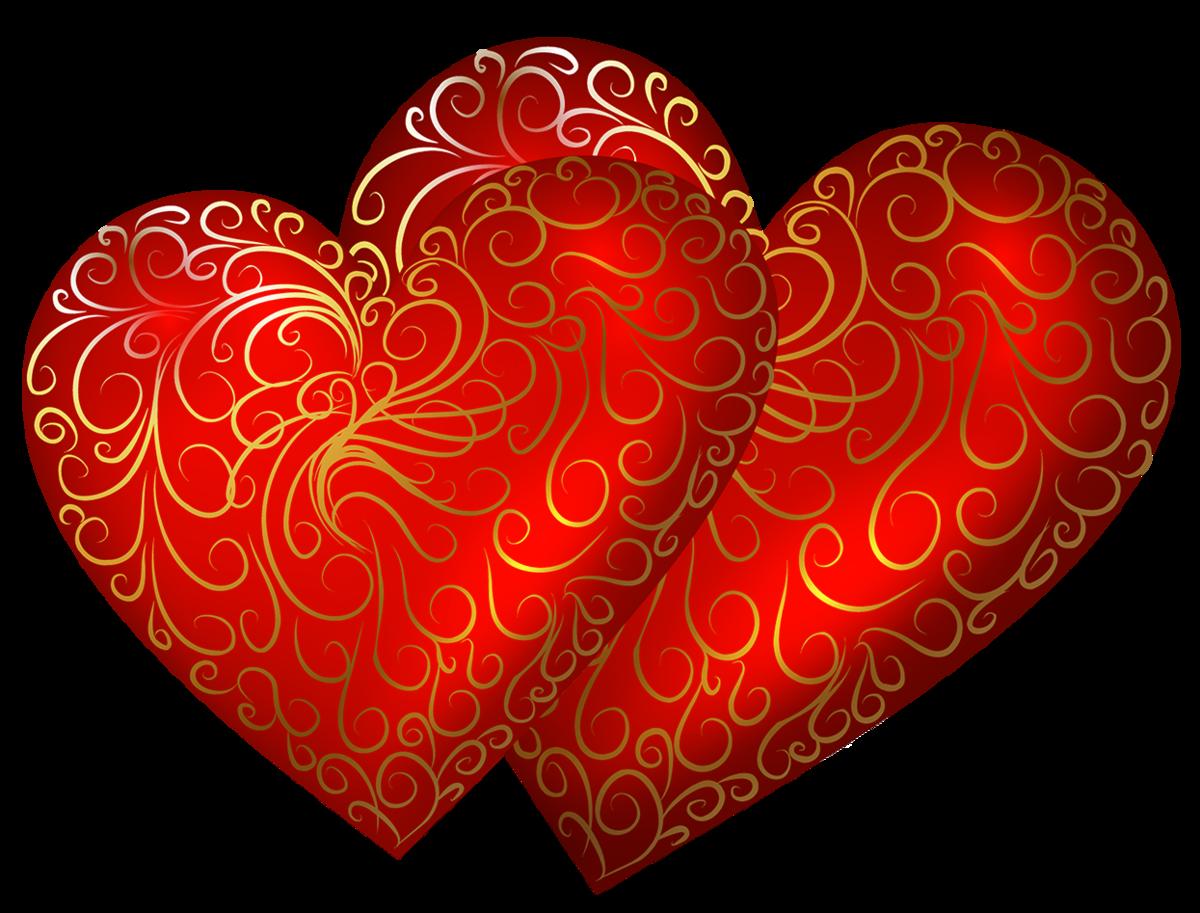 Картинка валентинки сердца