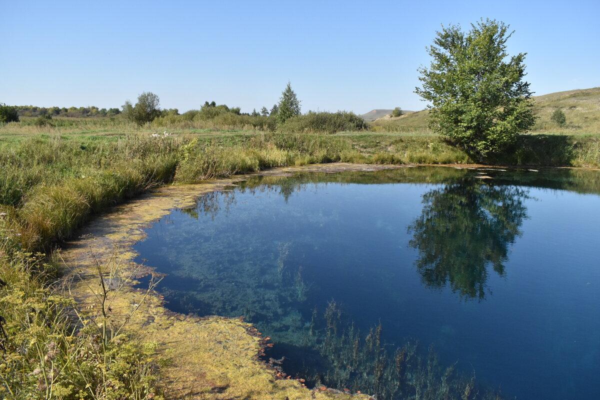 осень картинки голубого озера в саратове улицам