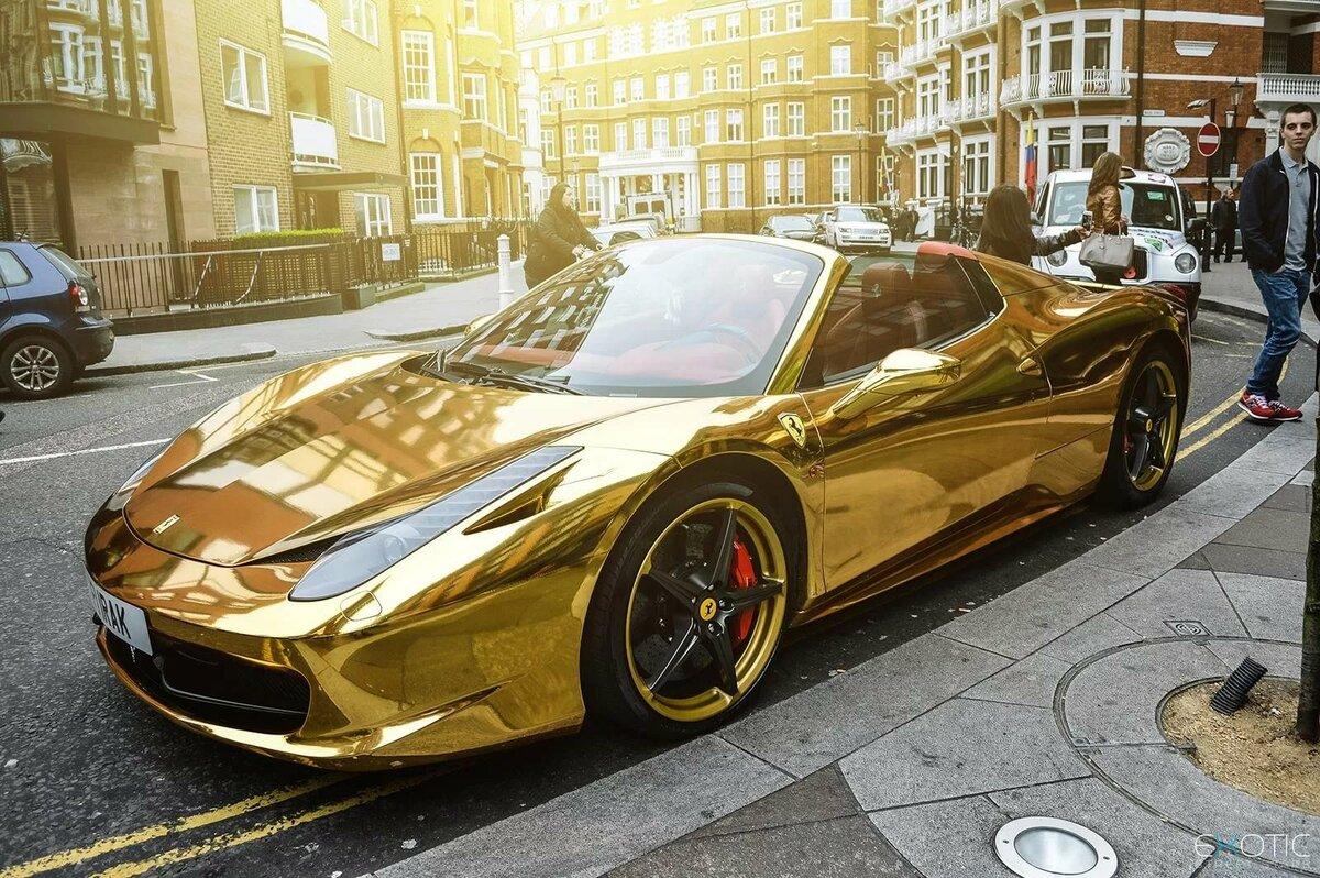 Крутые машины в мире самые очень крутые