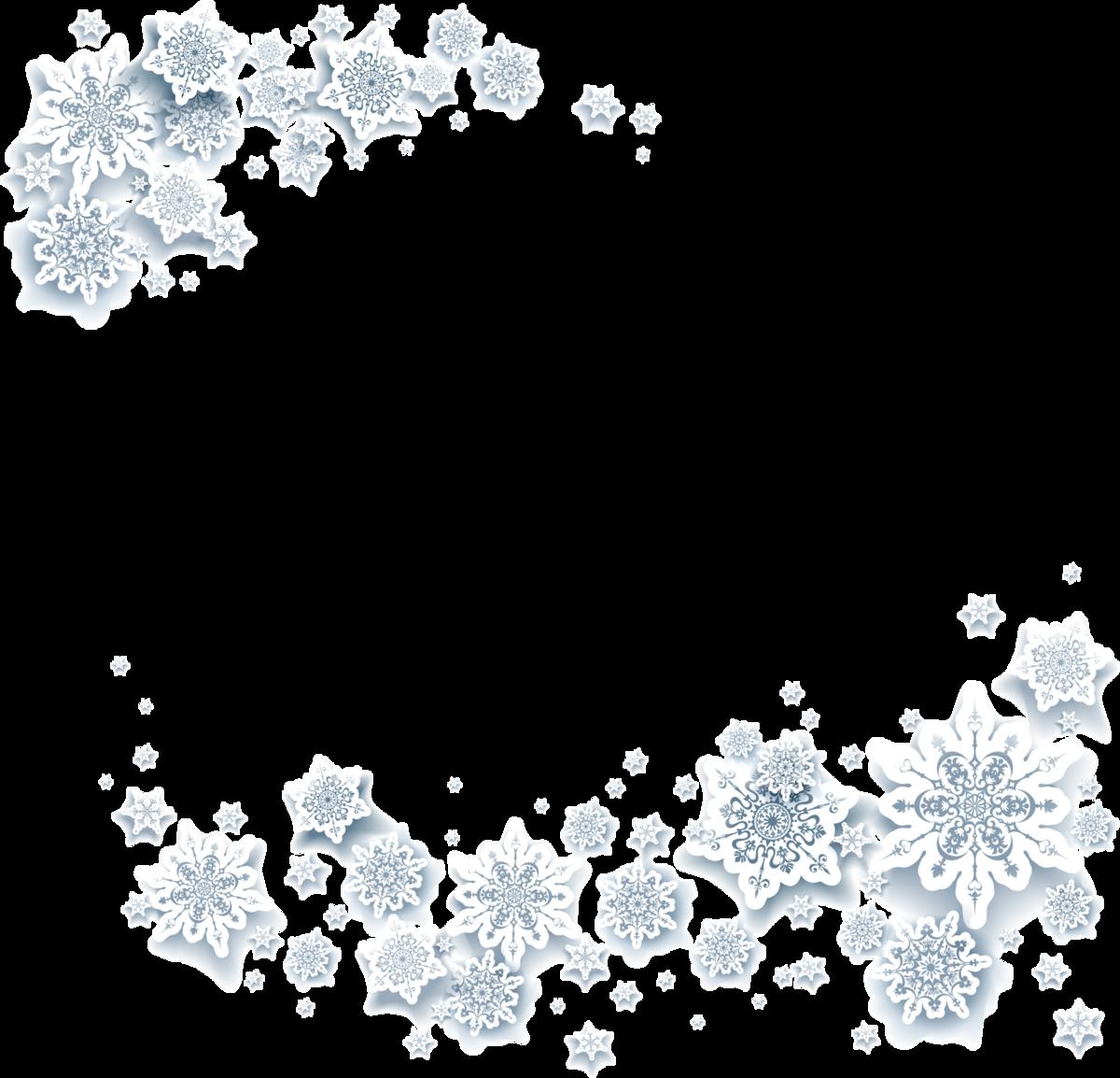 Новогодние картинки снежинки фон пнг
