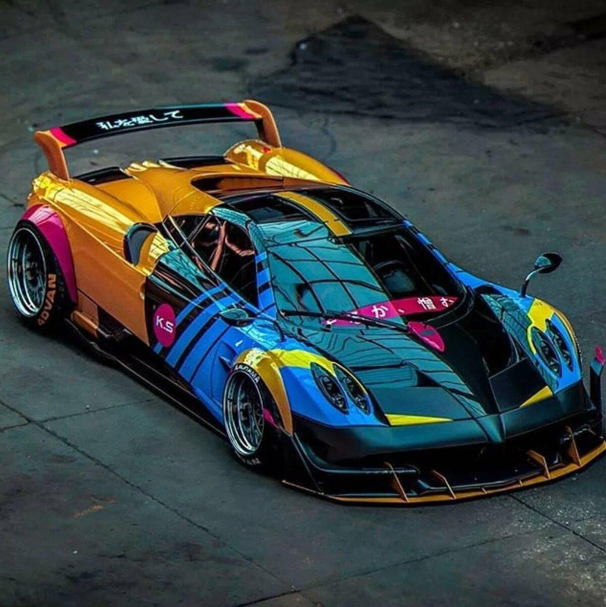картинки про крутые гоночные машины делать это