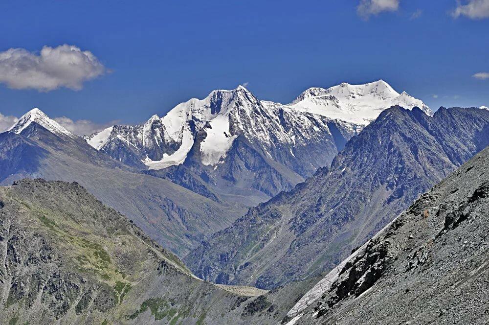 Белуха гора картинки