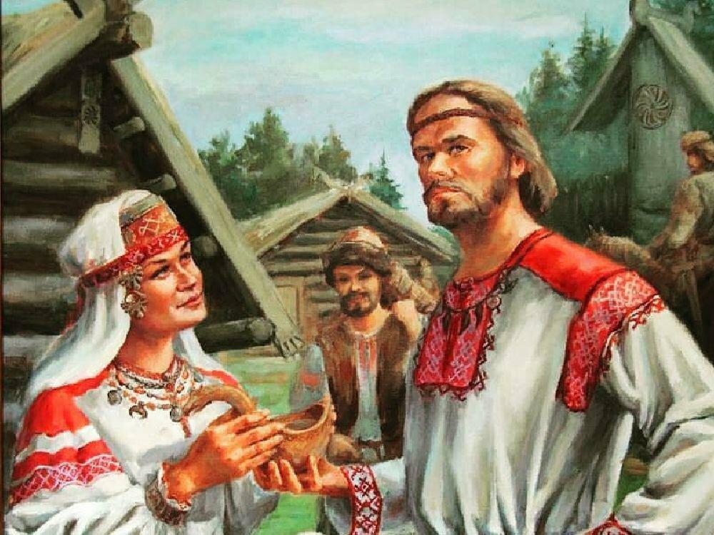 преступностью древнерусская жизнь в картинках сайте собраны лучшие