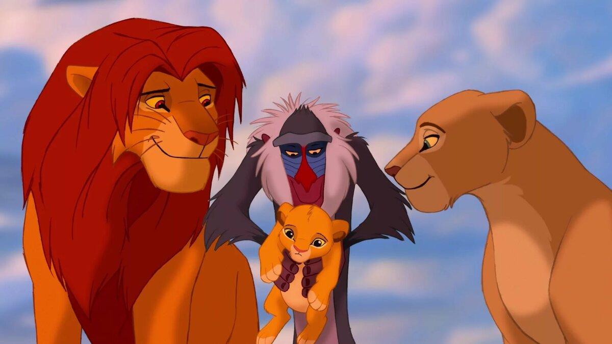 породы король лев имена персонажей картинки есть