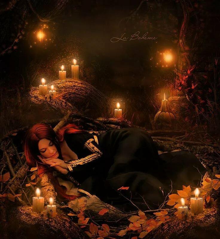 Картинки спокойной ночи волшебных снов анимация