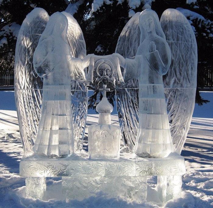 картинки изо льда и снега