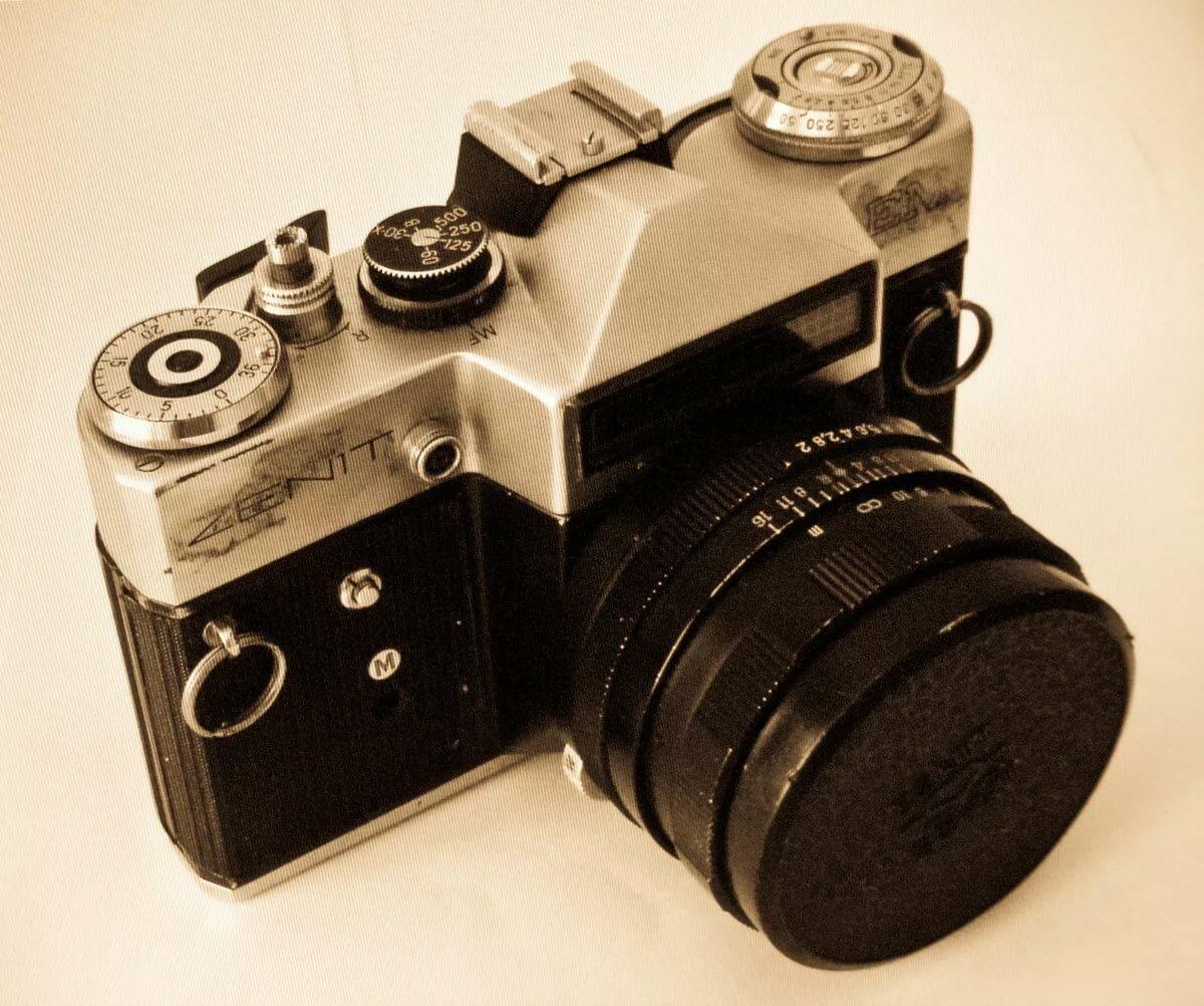 лучшие раритетные фотоаппараты вот