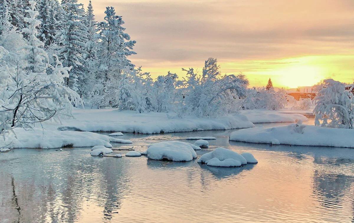 Фото в зимней тематике