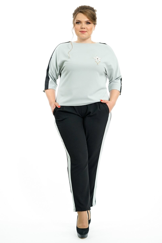 фото брюки для пышек