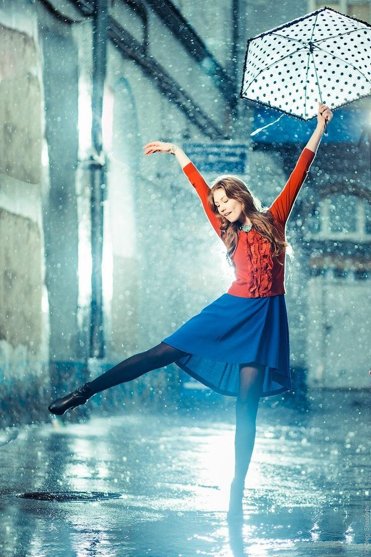 количество картинки танцуй под дождем новая душа