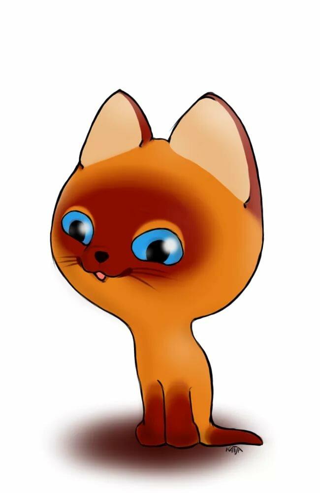Школьные, картинки про котенка гав