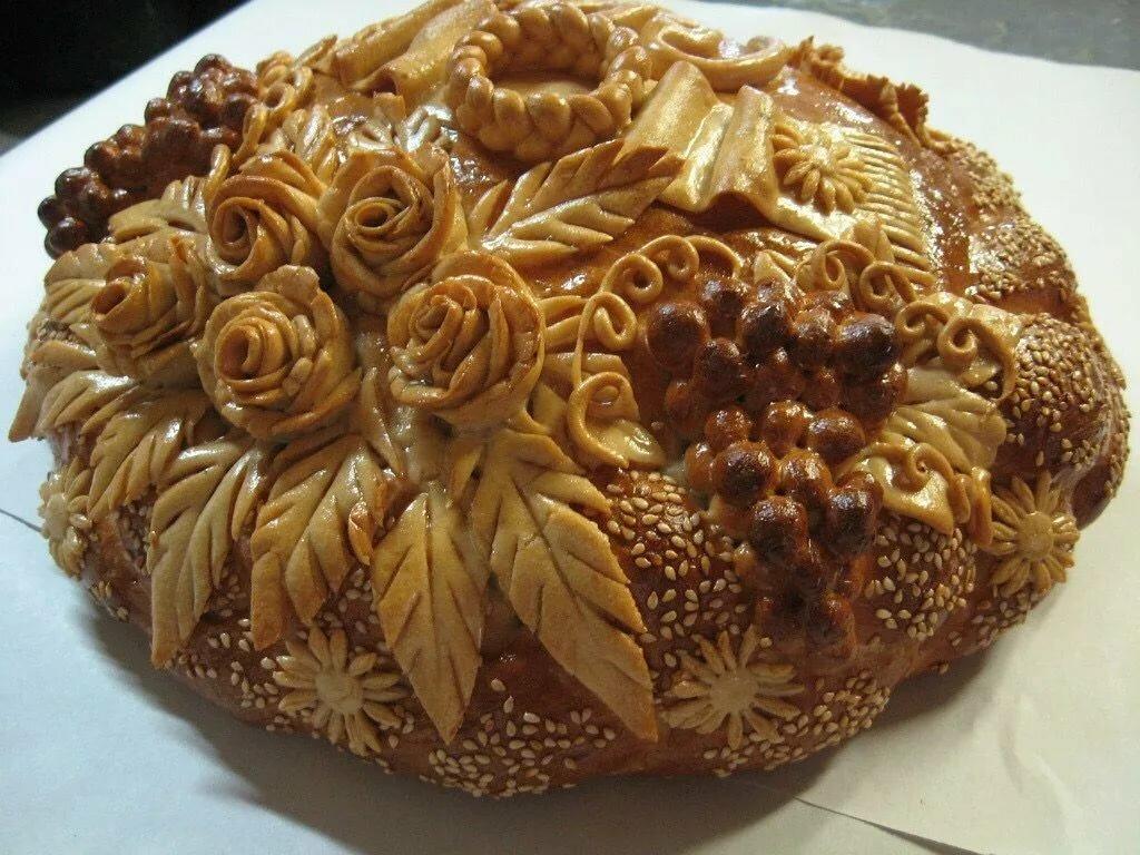 Мастер класс по оформлению пирогов фото