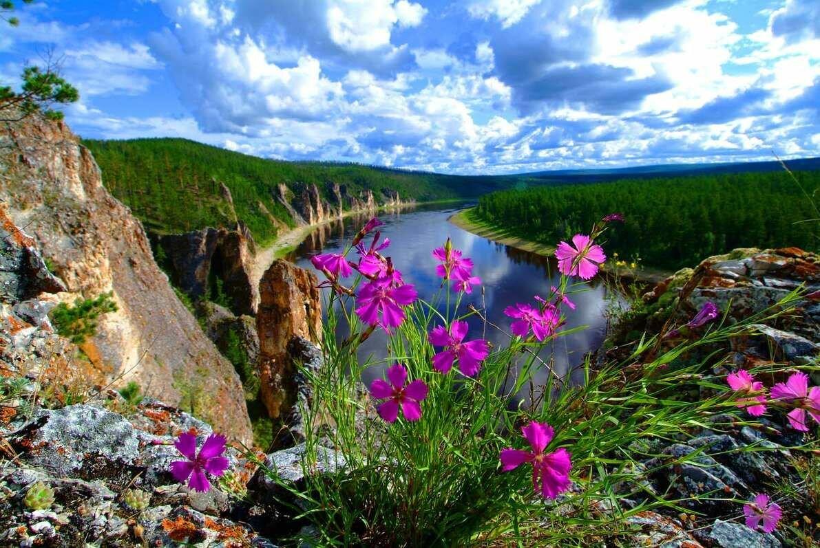 картинки о якутской природе дочь