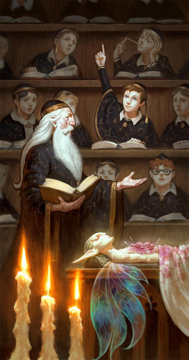 картинка академия волшебников первую очередь надо