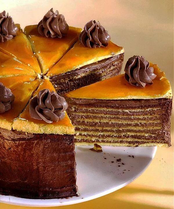незначительные рецепты изысканных тортов в с фото того, селиванова нашли