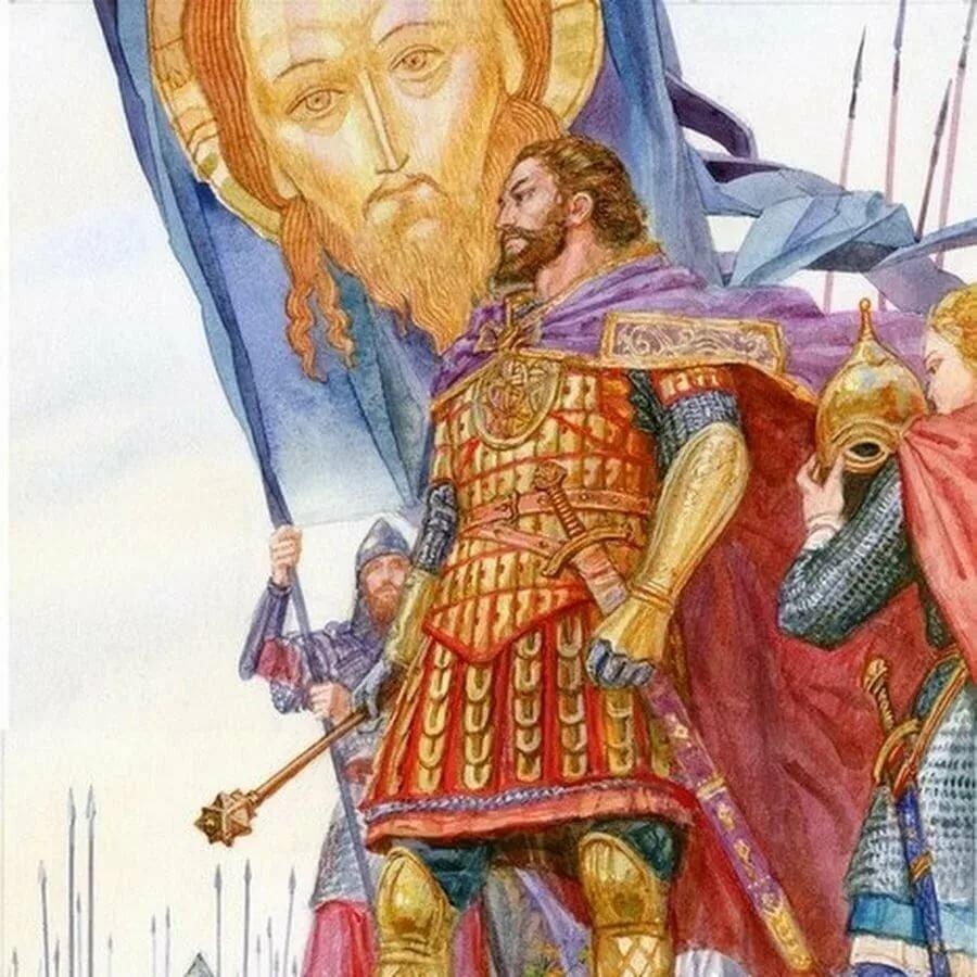 картинки защитники святой руси таинственная