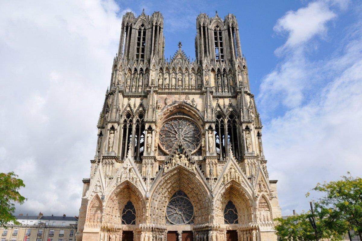 Картинки соборы франции