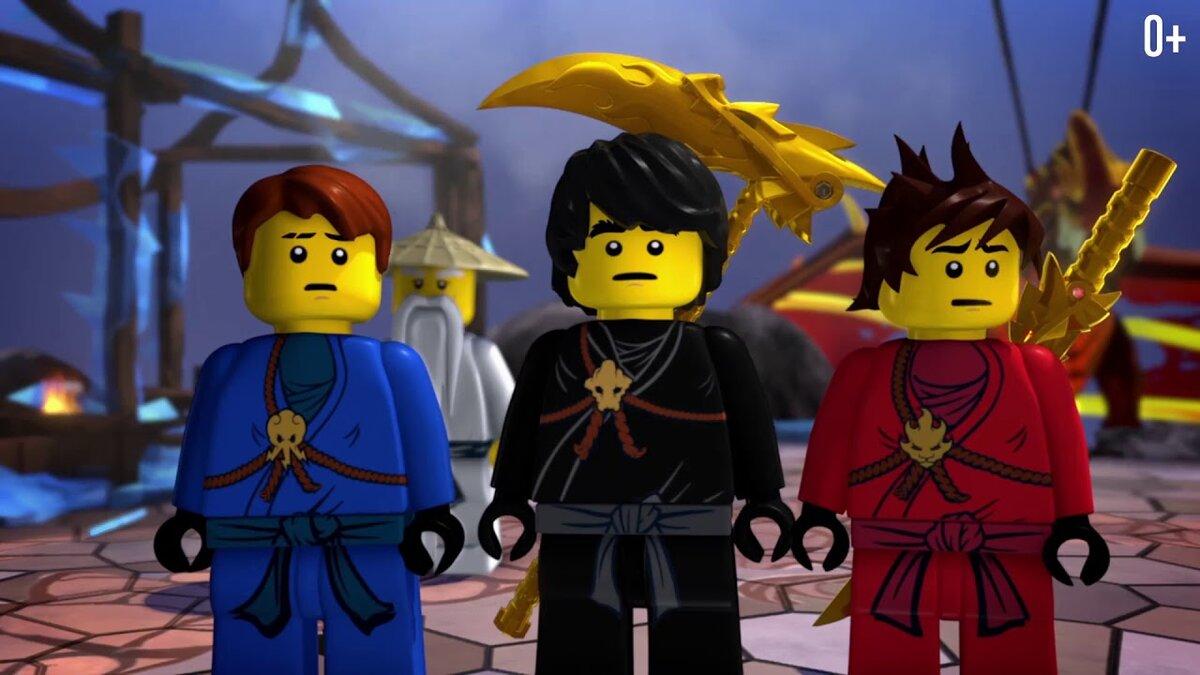Картинки лего ниндзя го 9 сезон