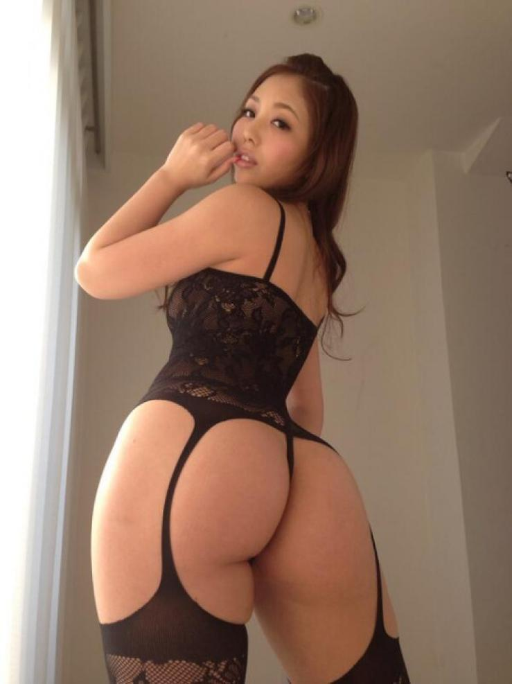 Asian with massive booty naked