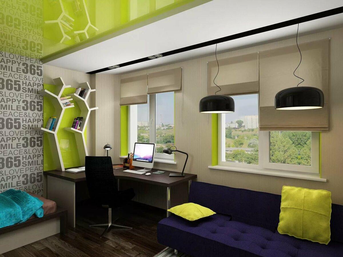 Комнаты для подросток картинки дизайн