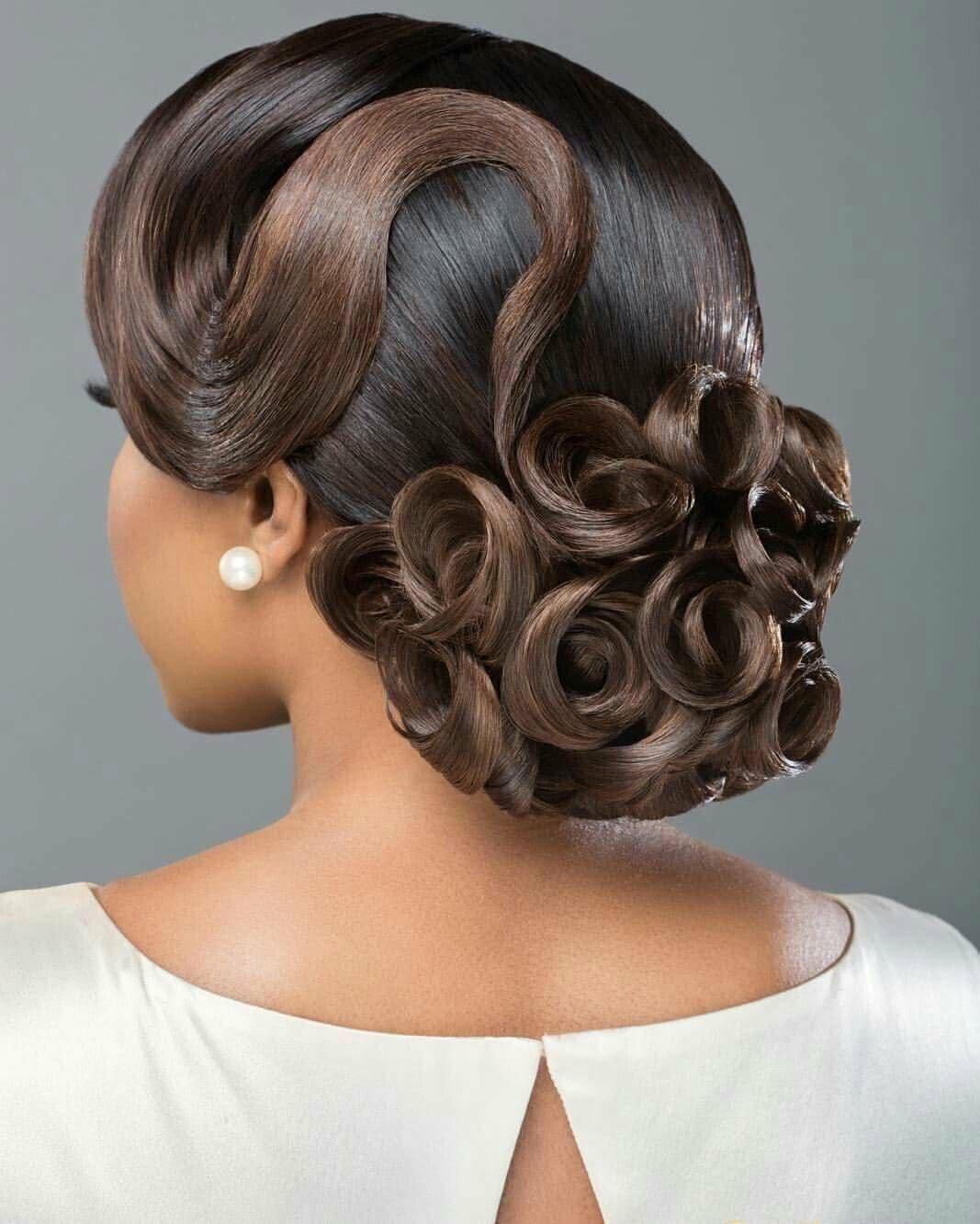 Pics of black prom hair styles — photo 13