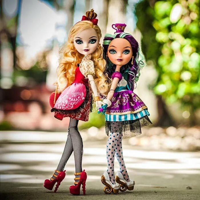 это все куклы эвер афтер хай и их имена фото абрамович этом