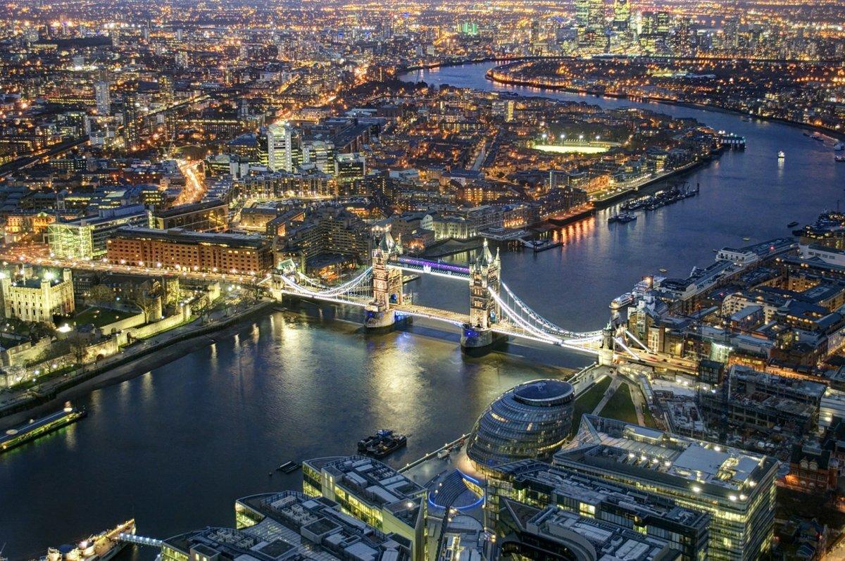 каких картинка темза в лондоне вред