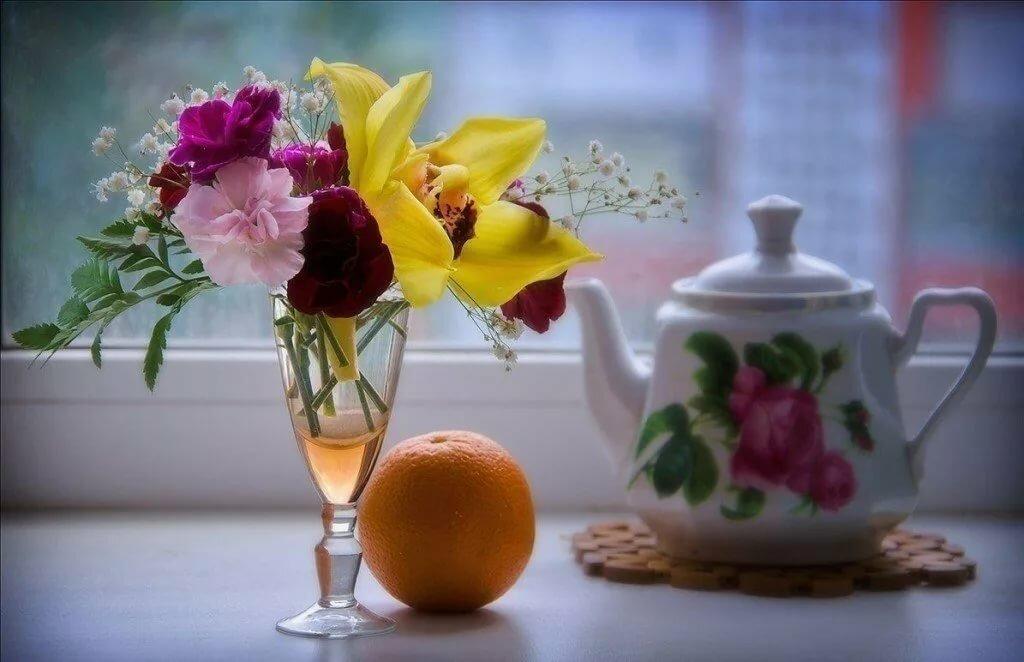 картинки про цветы и доброе утро лучших вариантов, выбранных