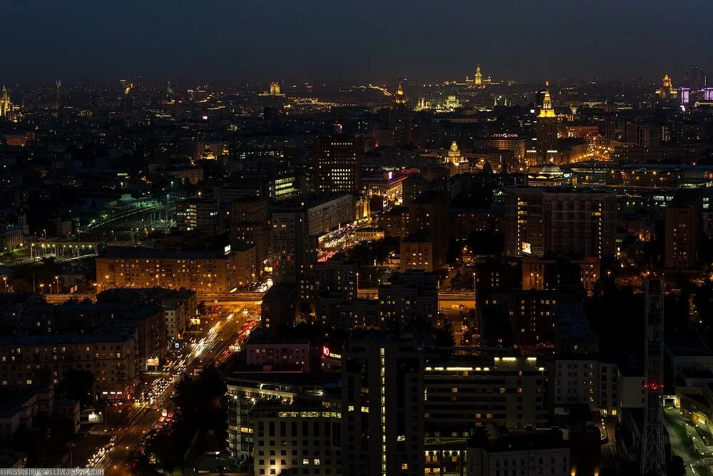 известный фото зимней ночной москвы с крыши курсе научитесь решать
