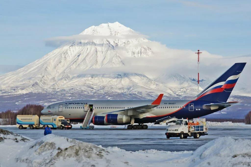 Аэропорт петропавловск-камчатский картинки