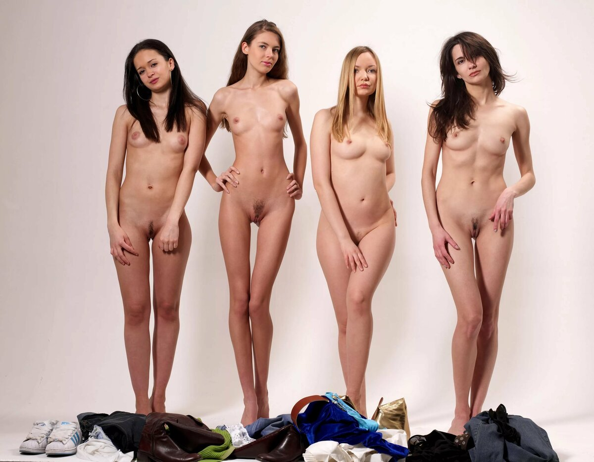 Nude video casting