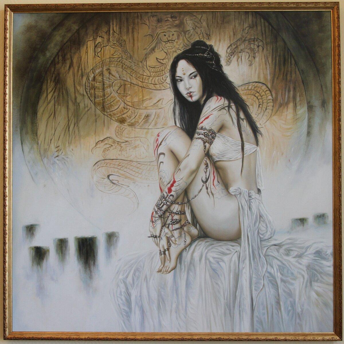 картинки художника луиса ройо поэтому все чаще