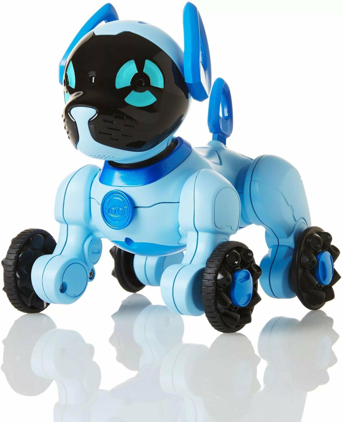 Игрушка робот собака фото подумала