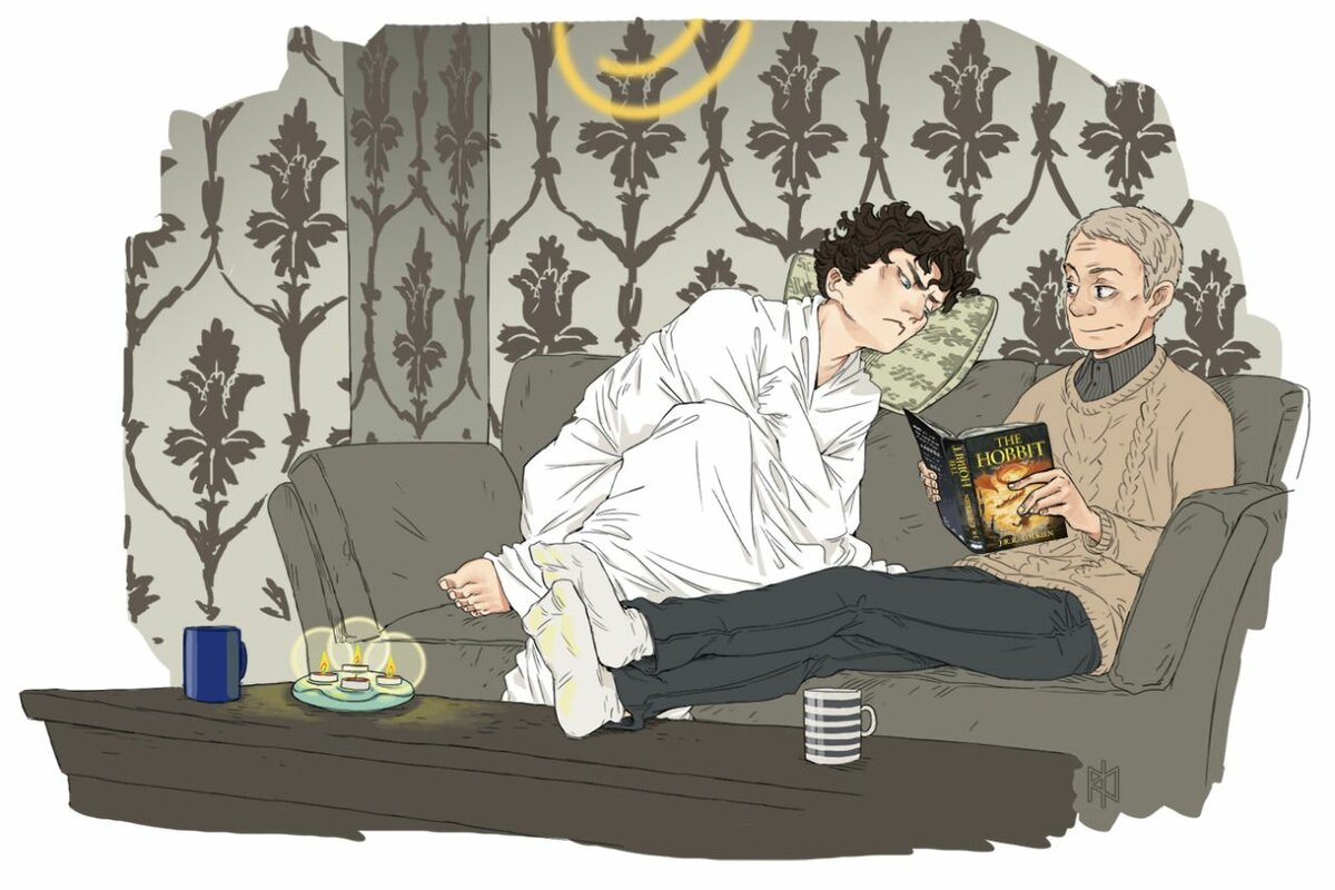 коты шерлок холмс и доктор ватсон картинки секс подборка