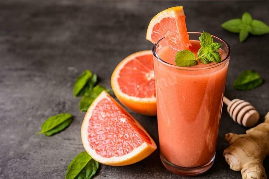 Грейпфрут сок для похудения