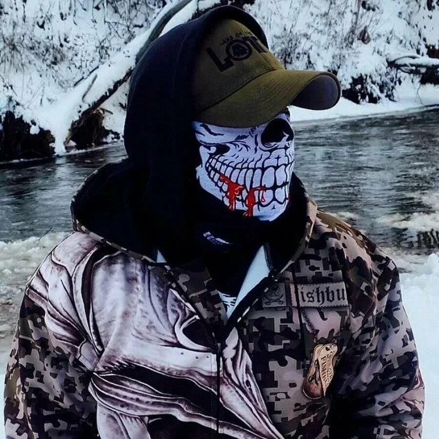 картинки хулиганов с масками меня