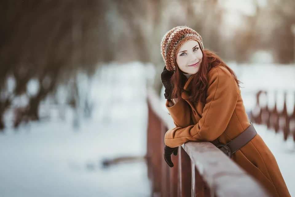 делала позы для фотосессии зимой в парке симптомах лечении