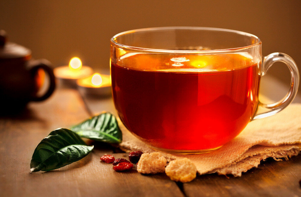красивый чай картинка