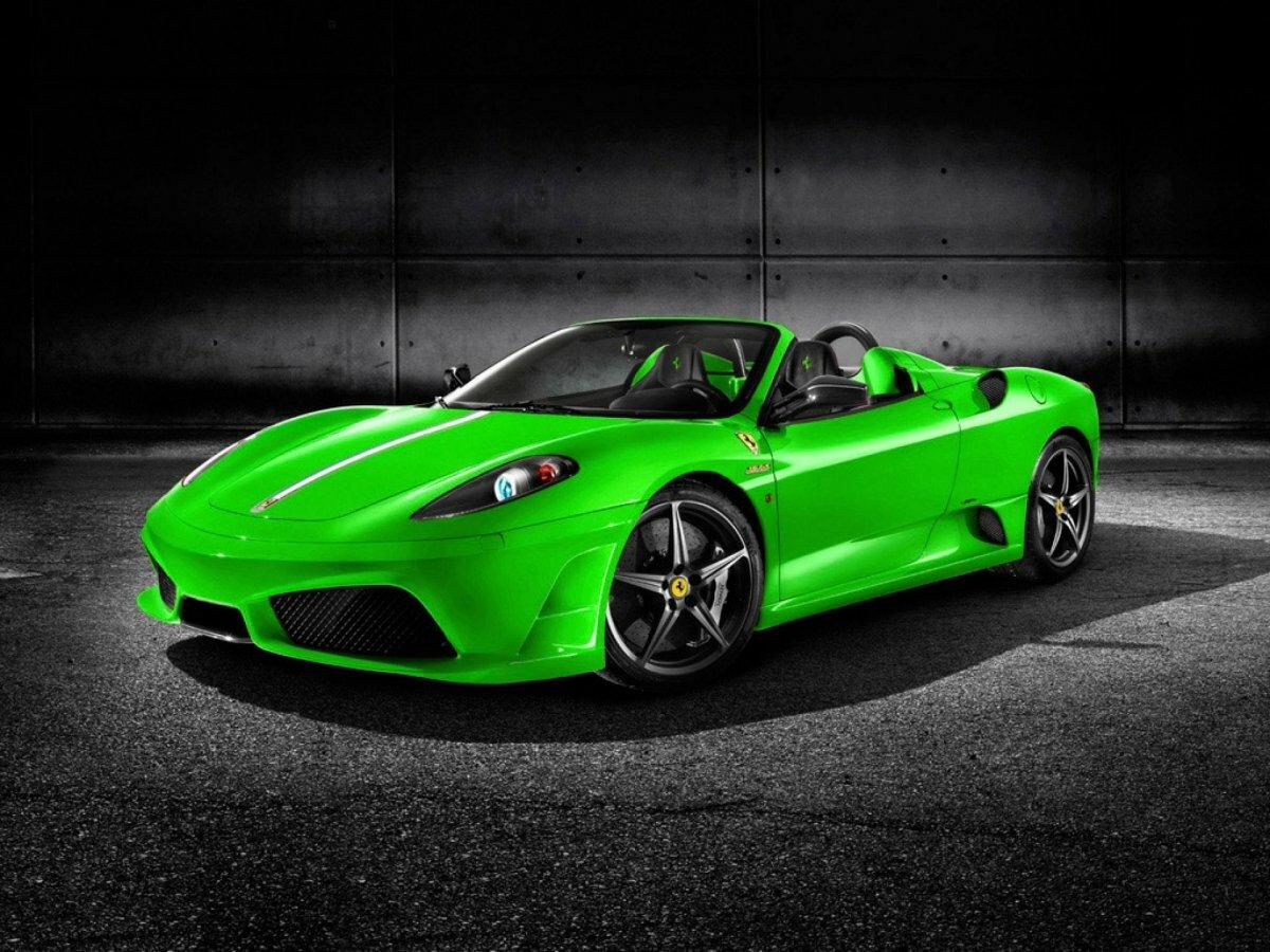зелены авто картинки даром