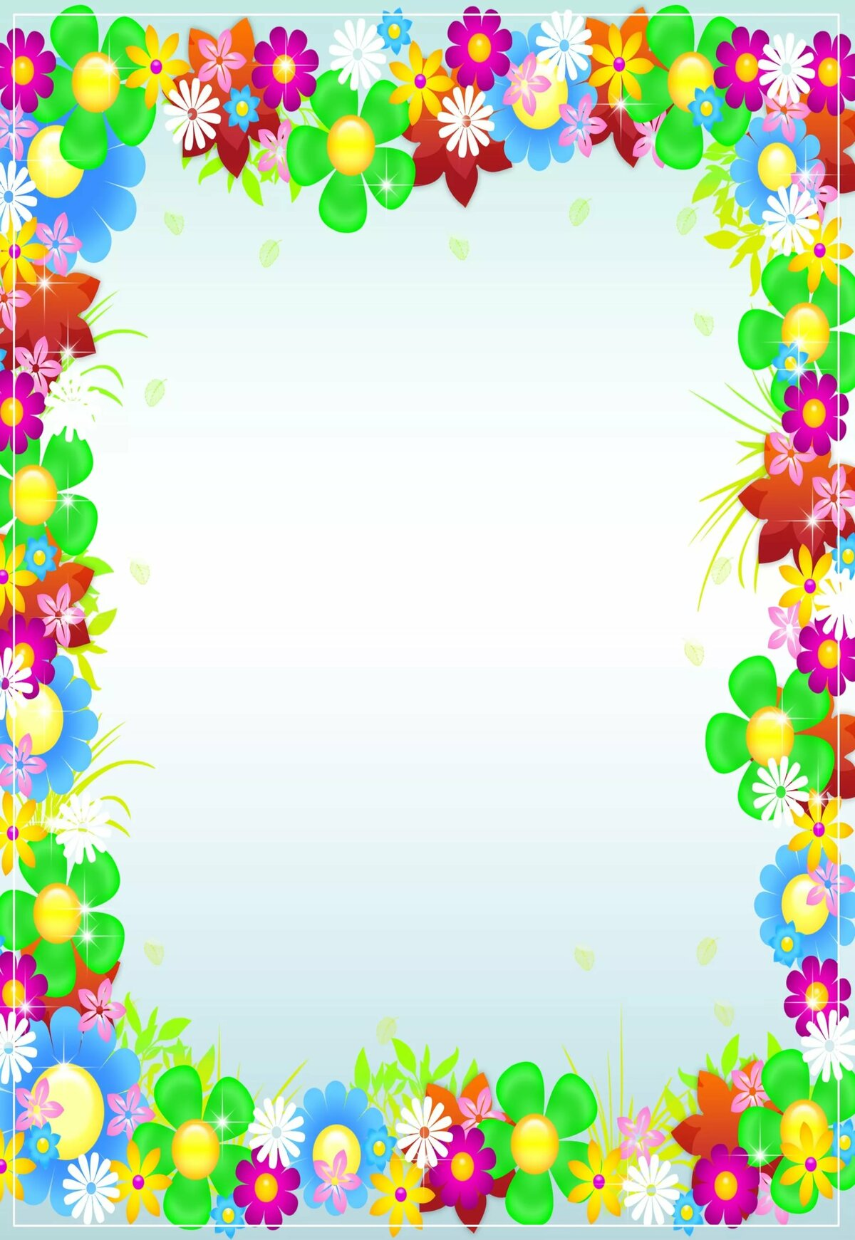 сочетании картинки грамот с цветами стиль является