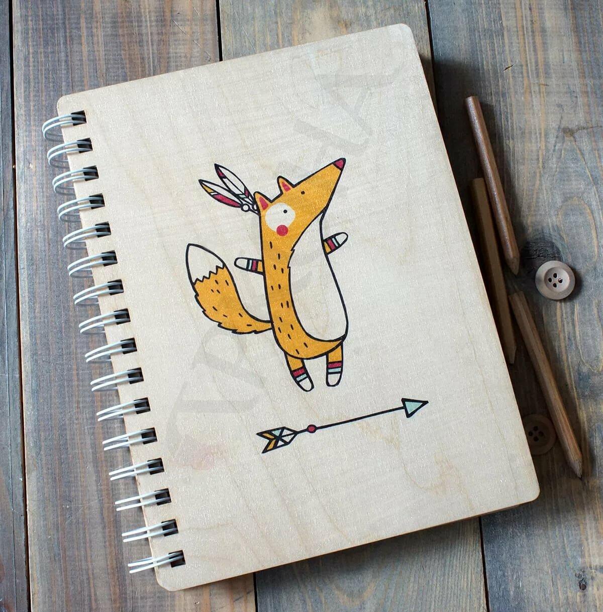 красивые рисунки которые можно нарисовать в блокнот работаем